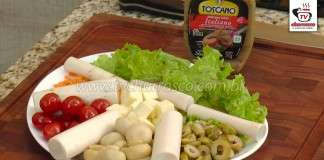 Salada Light da Aninha