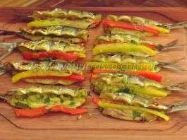 Sardinha com Mostarda