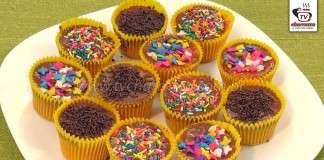 Cupcake de Cenoura