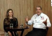 Entrevista com Gabi Pescarini - Alimentação em Churrascos