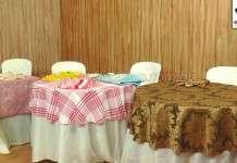 Toalhas de Mesa para Festas