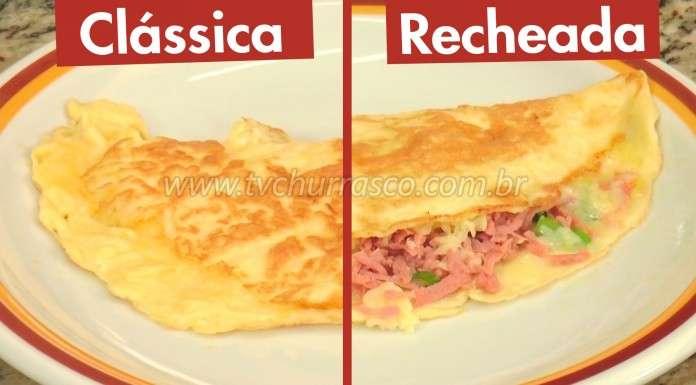 Omelete Clássica