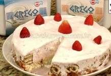 Torta de Sorvete Grego de Frutas Silvestres Jundiá