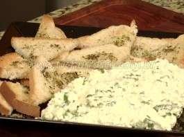 Como Fazer Patê de Queijo Branco