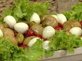 Salada Aperitivo para Churrasco