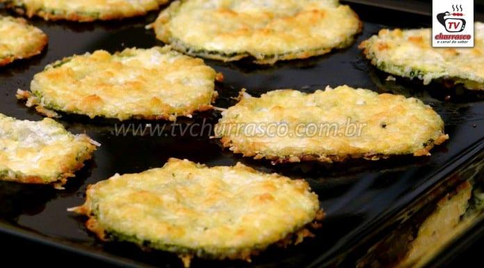 Como Fazer Chips de Abobrinha no Forno