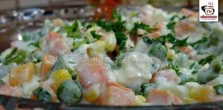 Salada de Maionese com Limão Siciliano - De Marchi