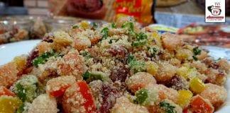 Como Fazer A Melhor Farofa de Carne Seca - Farofa para Churrasco