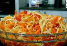 Como Fazer Salada de Repolho para Churrasco