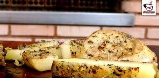 Como Fazer Batata Grelhada com Chimichurri na Churrasqueira