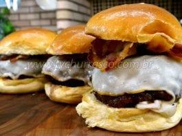 Como Fazer Hambúrguer Artesanal na Churrasqueira - Dia Mundial do Hambúrguer