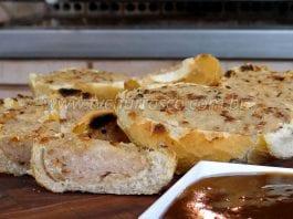 Como Fazer Lanche de Carne Moída de Frango
