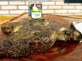 Como Fazer Short Rib com Lemon Pepper (Costela Premium)
