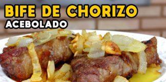 Como Fazer Chorizo no Alho (Churrasco Argentino)