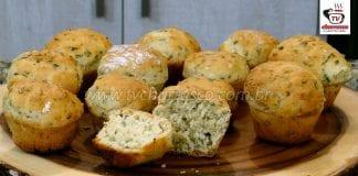 Como Fazer Pão Caseiro com Alho Poró (Pão Rápido)
