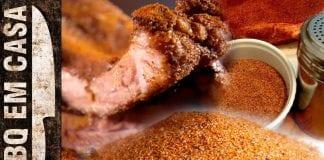 Receita de Tempero para Churrasco - Dry Rub - BBQ em Casa