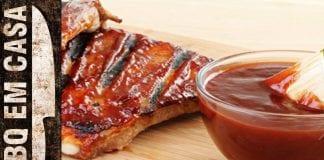 Receita de Molho Barbecue Simples (Simple Bbq Sauce) - BBQ em Casa
