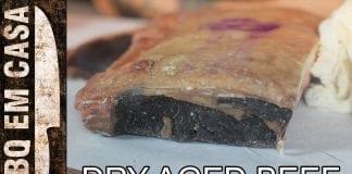 Amaciando a Carne para o Churrasco - Dry Aged - BBQ em Casa
