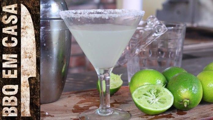 Margarita - Drinks para o seu Churrasco! (Vídeo 4) - BBQ em Casa