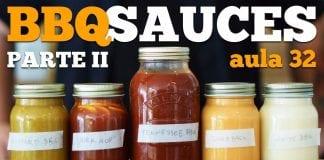 Barbecue Sauce 2 (Molhos Para Carnes) - Cansei de Ser Chef