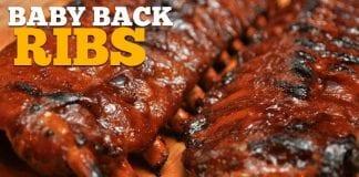 Baby Back Ribs (Costelinha Barbecue) Cansei de Ser Chef
