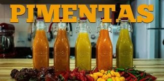 Hot Sauces (Receitas De Molho De Pimenta) - Cansei de Ser Chef