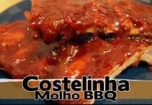 Costelinha Do Outback ! Costela Com Molho Barbecue! - Canal Rango