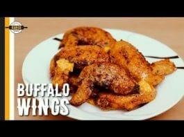 Buffalo Wings - Frango Frito Apimentado! - Canal Rango