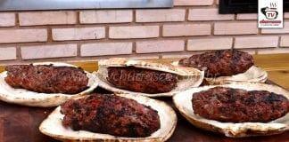 Como Fazer Kafta no Pão Sírio - TvChurrasco