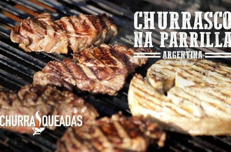 Churrasco na Parrilla Argentina - Churrasqueadas