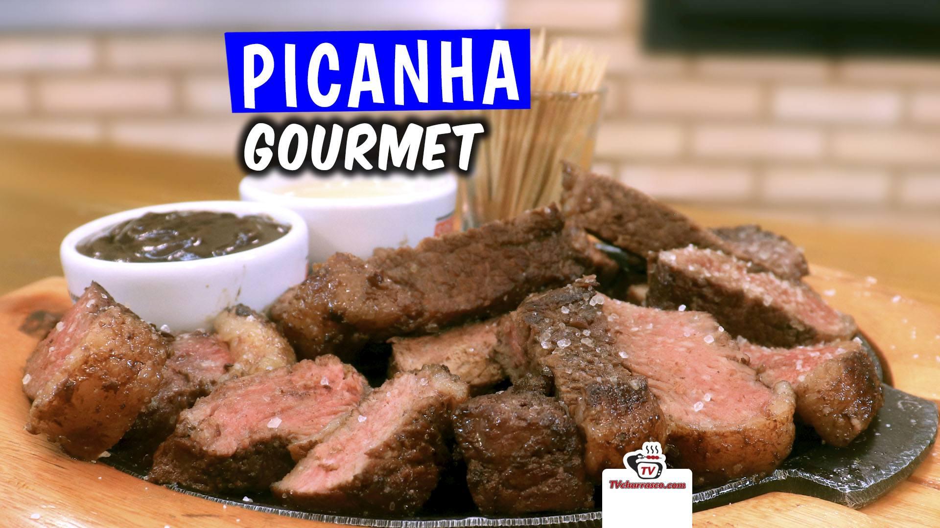 Como Fazer Picanha Gourmet - Tv Churrasco